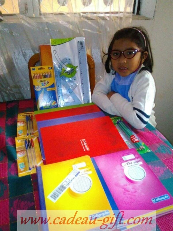 kit fournitures scolaires