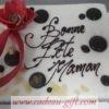 Gâteau de fête des mères en livraison à Antananarivo