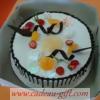 Gâteau DUO chocolat en livraison MADAGASCAR
