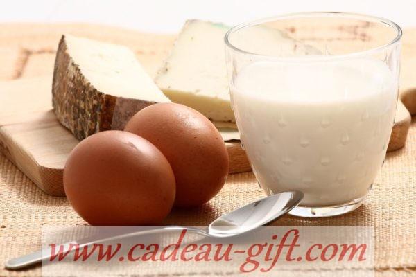 lait fromage oeufs beurre livraison à domicile Madagascar