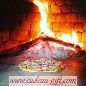 Repas pizza en livraison à domicile