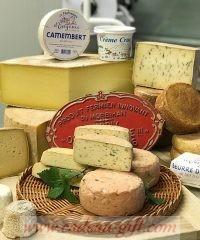 fromages locaux en livraison à domicile Madagascar