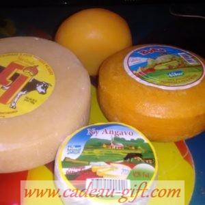 Fromages en livraison à domicile à Madagascar