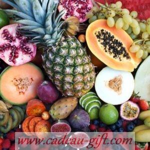 Fruits exotiques frais en livraison à domicile