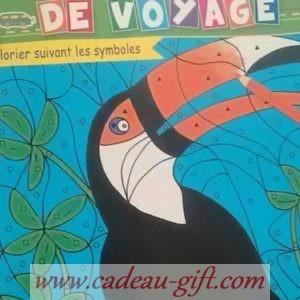 LIVRE DE COLORIAGE livraison à domicile Madagascar