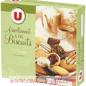 Livraison Madagascar assortiment biscuits
