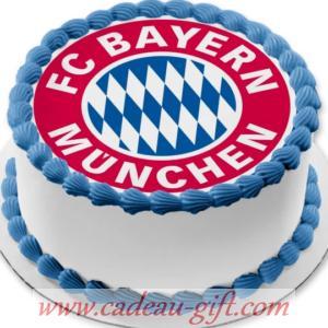 Gâteau FC BAYERN MUNICH