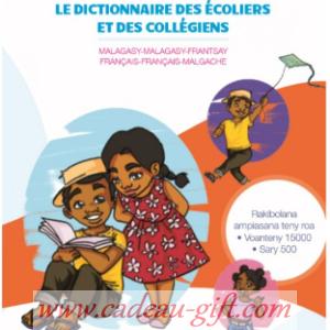Livre rakibolan'ny mpianatra dictionnaire des écoliers et des collégiens