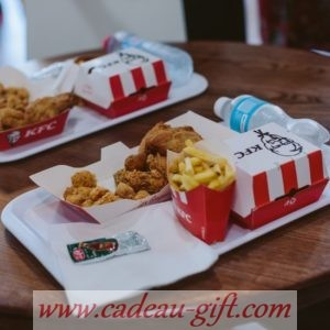 KFC livraison Antananarivo TanàMadagascar