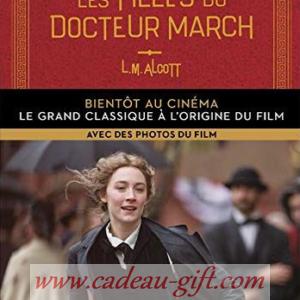 Roman livre de poche Les filles du Docteur March livraison Madagascar