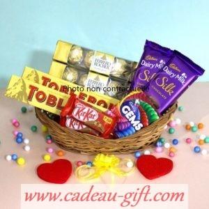 Assortiment Chocolats livraison Antananarivo
