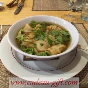 Soupe chinoise Hong kong livraison Madagascar